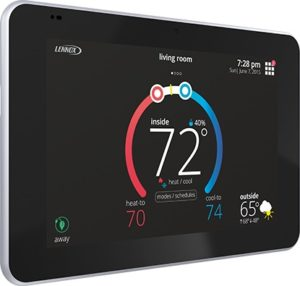 Digital Thermostat with wifi control