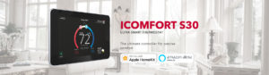 Icomfort s30 systems