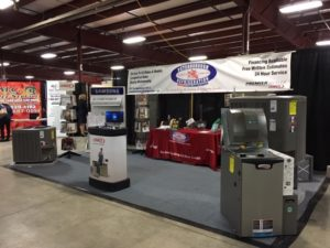 Peterborough Refrigeration at the home show